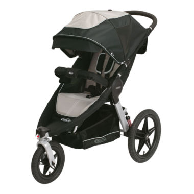 jcpenney.com | Graco® Relay Click Connect™ Performance Jogger Stroller - Pierce