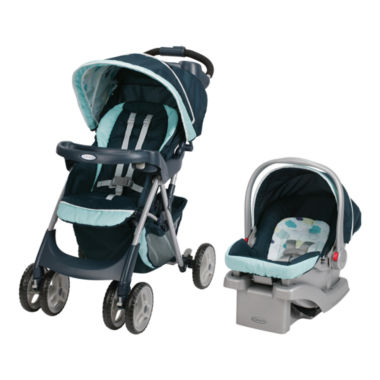 jcpenney.com | Graco® Comfy Cruiser Travel System - Stratus