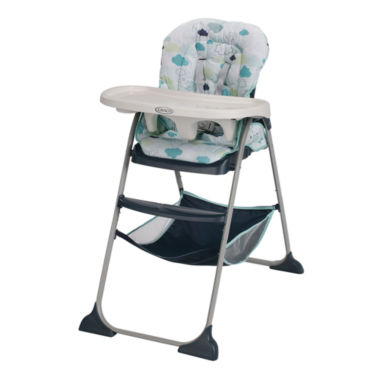 jcpenney.com | Graco® Slim Snacker High Chair - Stratus