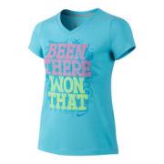 Nike® Short-Sleeve Graphic Tee – Girls 7-16