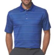 PGA TOUR® Birdseye Jacquard Polo