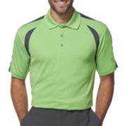 PGA TOUR® 2-Color Airflux™ Polo