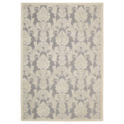 Nourison® Chalet High-Low Carved Rectangular Rug
