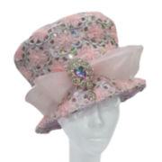 Whittall & Shon Soutache Bucket Hat