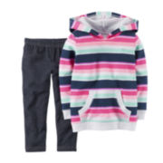 Carter's® Pullover Hoodie and Jeggings Set - Toddler Girls 2t-5t