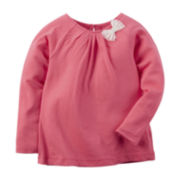 Carter's® Long-Sleeve Top - Toddler 2t-5t