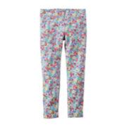 Carter's® Floral Leggings - Toddler Girls 2t-5t