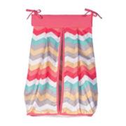 Waverly® Baby by Trend Lab® Pom Pom Play Diaper Stacker