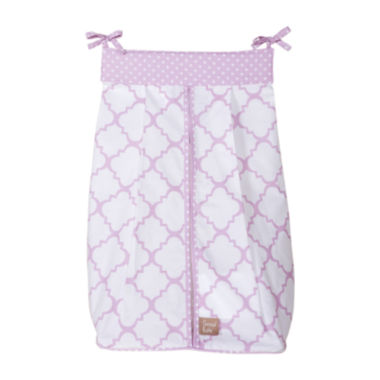 jcpenney.com | Trend Lab® Orchid Bloom Diaper Stacker