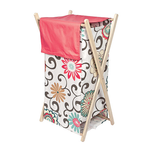 Waverly® Baby by Trend Lab® Pom Pom Play Hamper