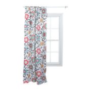 Waverly® Baby by Trend Lab® Pom Pom Play Floral Window Drape