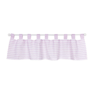 jcpenney.com | Trend Lab® Orchid Bloom Window Valance