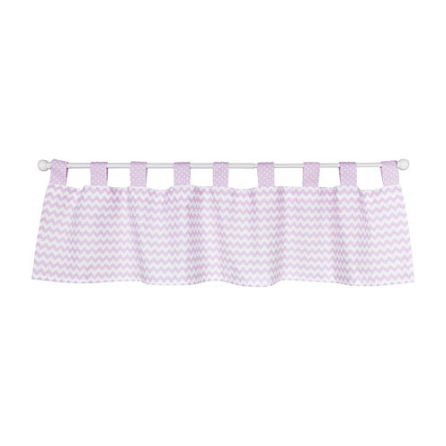 Trend Lab® Orchid Bloom Window Valance