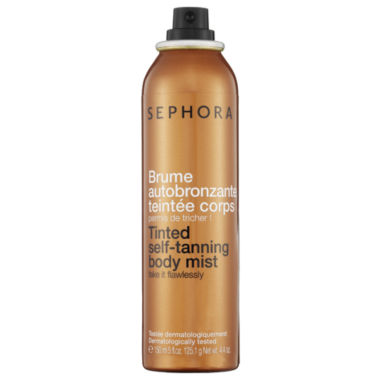 jcpenney.com | SEPHORA COLLECTION Tinted Self-Tanning Body Mist
