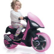 Injusa Dragon Scooter 6V - Pink