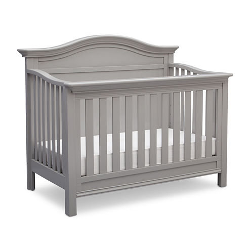 Delta Children's Products™ Bethpage 4-In-1 Crib - Gray