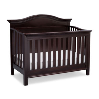 jcpenney.com | Delta Children's Products™ Bethpage 4-In-1 Crib - Chocolate