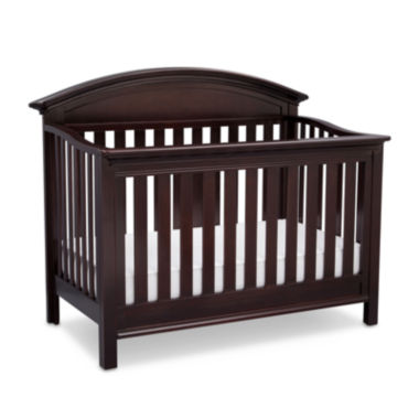 jcpenney.com | Delta Children's Products™ Aberdeen 4-In-1 Crib - Chocolate