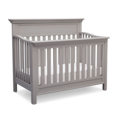 jcpenney.com | Delta Children's Products™ Fernwood 4-In-1 Crib - Gray