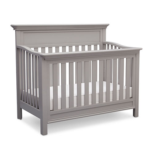 Delta Children's Products™ Fernwood 4-In-1 Crib - Gray