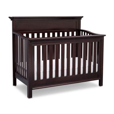 Delta Children's Products™ Fernwood 4-in-1 Crib - Dark ...