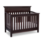 Delta Children's Products™ Fernwood 4-In-1 Crib - Chocolate