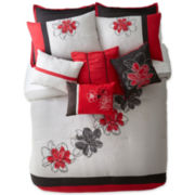 Poppy Trellis 10-pc. Comforter Set