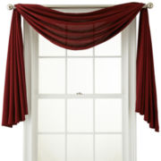 Royal Velvet® Ally Window Scarf