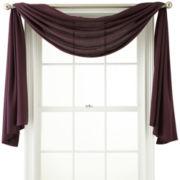 Royal Velvet® Ally Window Scarf