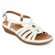 Yuu™ Alcan Sling-Back Sandals