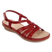 Yuu™ Alottie Open-Toe Sandals