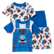Thomas and Friends 4-pc. Pajama Set - Boys 2t-4t