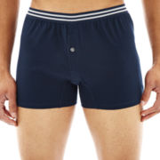 Stafford® 2-pk. Slim-Fit Cotton Boxers