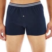 Stafford® 2-pk. Slim-Fit Cotton Boxers