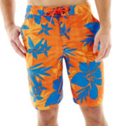 Speedo® Flower Power E-Board Shorts