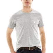U.S. Polo Assn.® Short-Sleeve Solid Pocket Tee