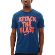 Nike® Attack Dri-FIT Cotton Tee
