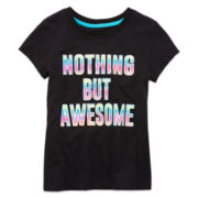 Xersion™ Short-Sleeve Graphic Tee – Girls 7-16