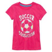 Xersion™ Short-Sleeve Graphic Tee – Girls 7-16