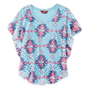 Arizona Crochet Circle Top – Girls 7-16 and Plus
