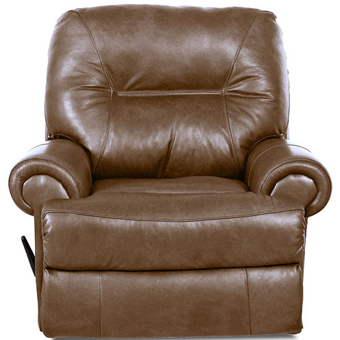 Brinkley Faux-Leather Recliner