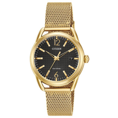 jcpenney.com | Drive from Citizen Womens Gold Tone Bracelet Watch-Fe6082-59e