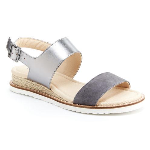 J Sport By Jambu Myrtle Womens Wedge Sandals