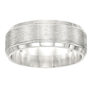 jcpenney.com | Womens Sterling Silver Wedding Band