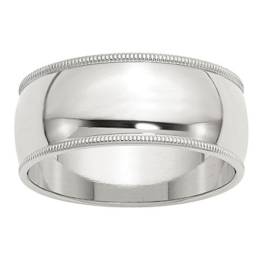 jcpenney.com | Personalized Mens Sterling Silver Band