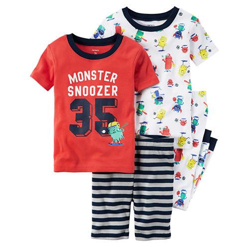 Carter's Pajama Pants-Toddler Boys