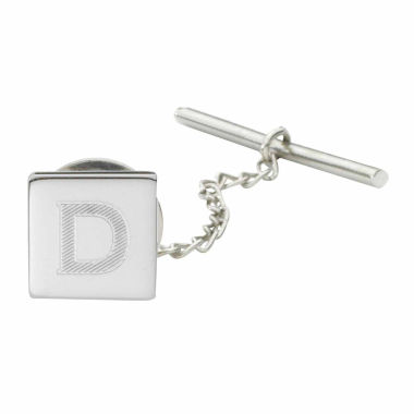 jcpenney.com | Personalized Square Tie Tack