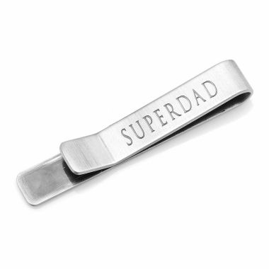 jcpenney.com | Superdad Hidden Message Tie Bar