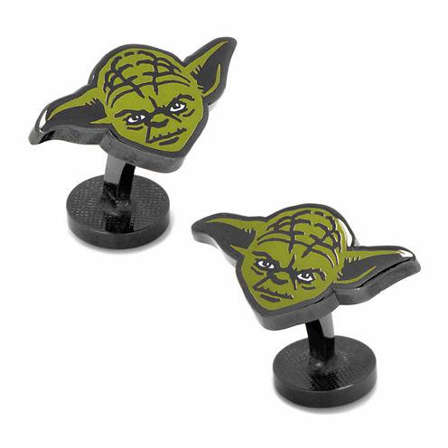 Star Wars™ Yoda Cuff Links