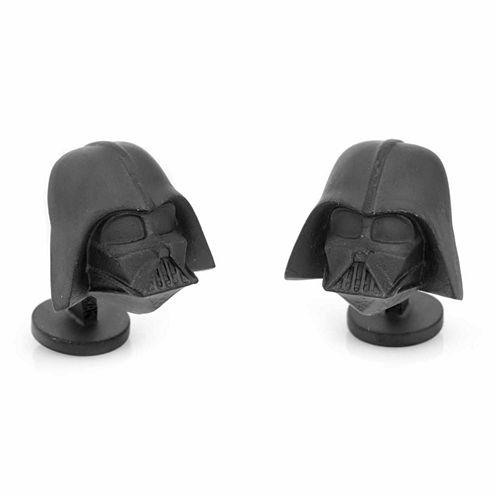 Star Wars™ 3D Darth Vader Cuff Links